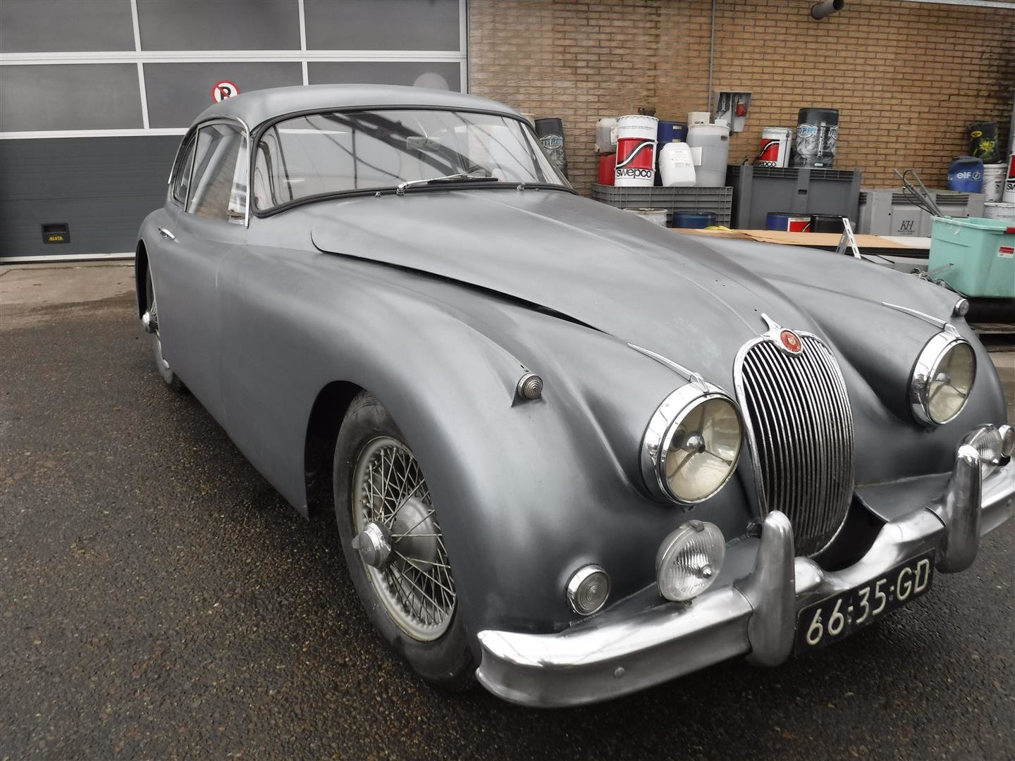 Jaguar XK150 1958 (to restore!!) For Sale (picture 1 of 6)