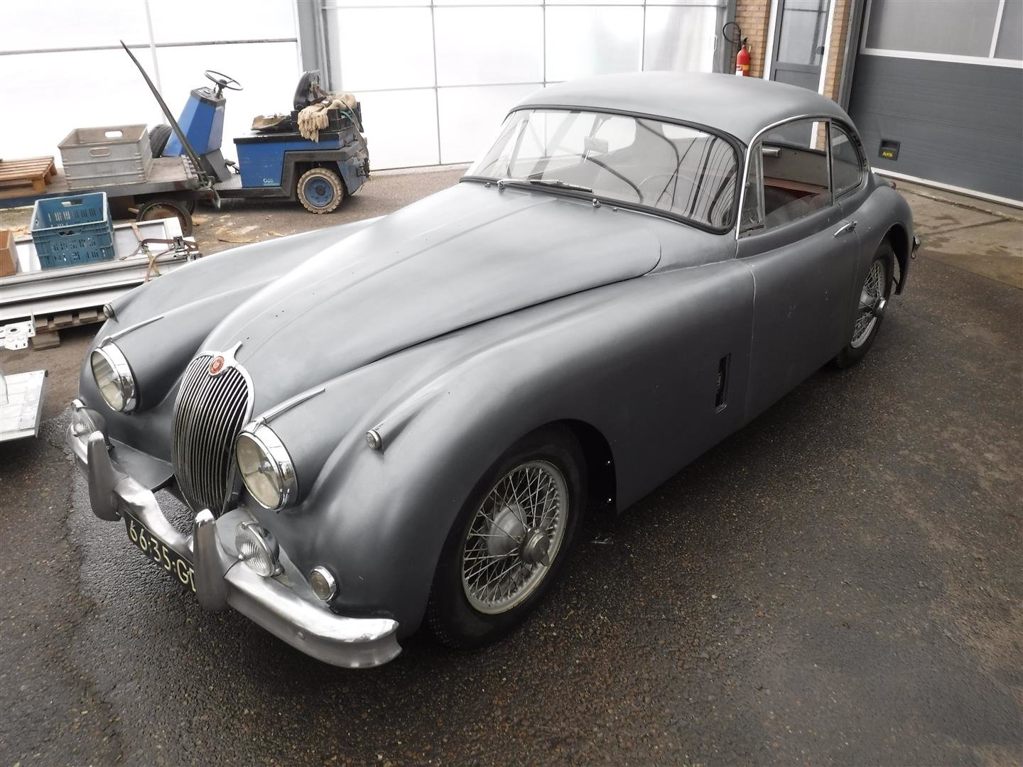 Jaguar XK150 1958 (to restore!!) For Sale (picture 2 of 6)