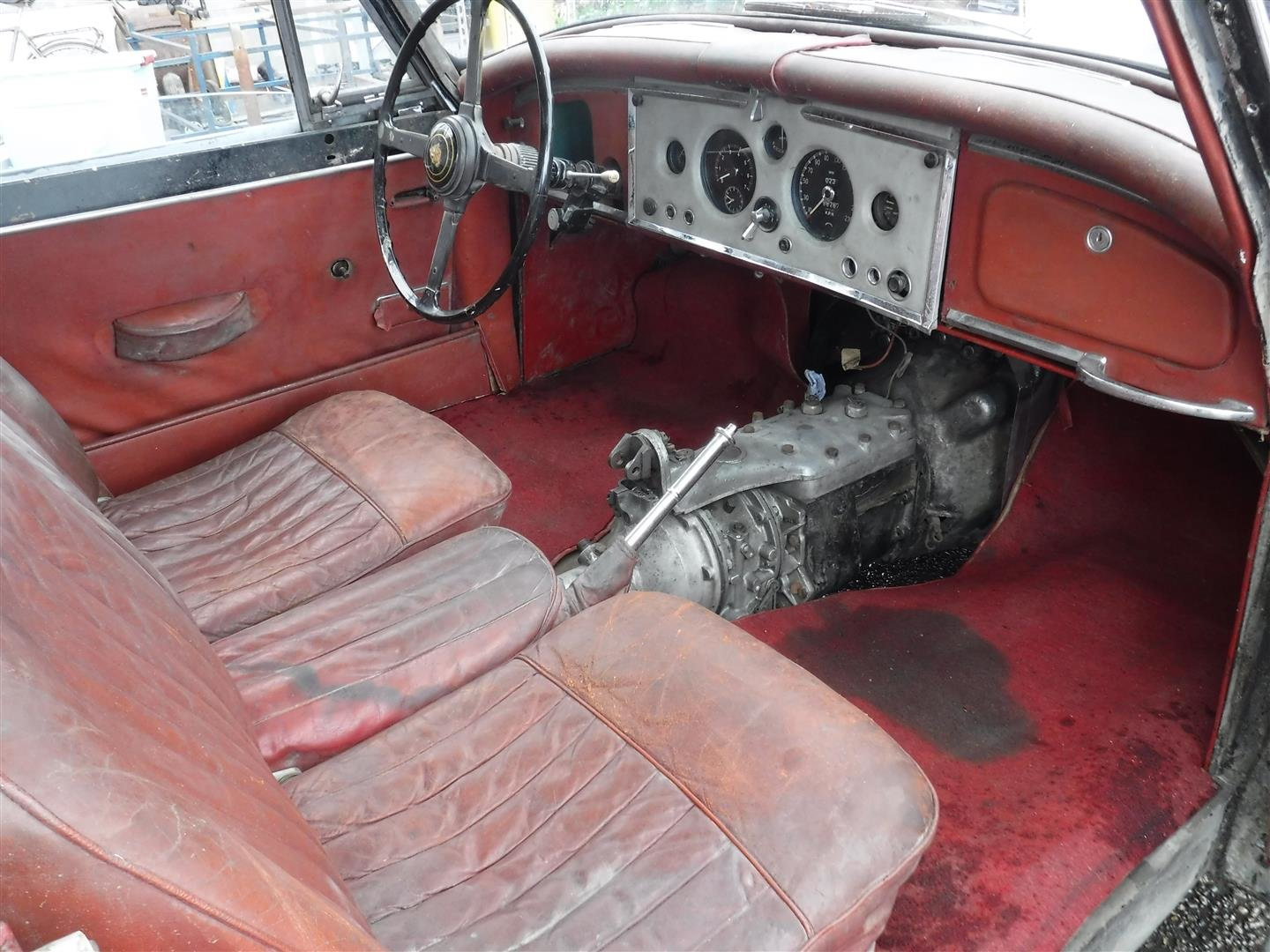 Jaguar XK150 1958 (to restore!!) For Sale (picture 4 of 6)
