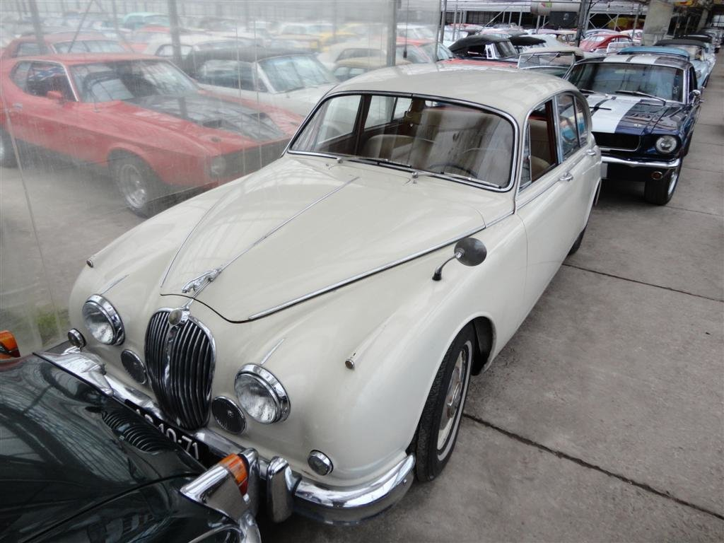 "Jaguar MK2 ""white"" 1960 For Sale (picture 1 of 6)"