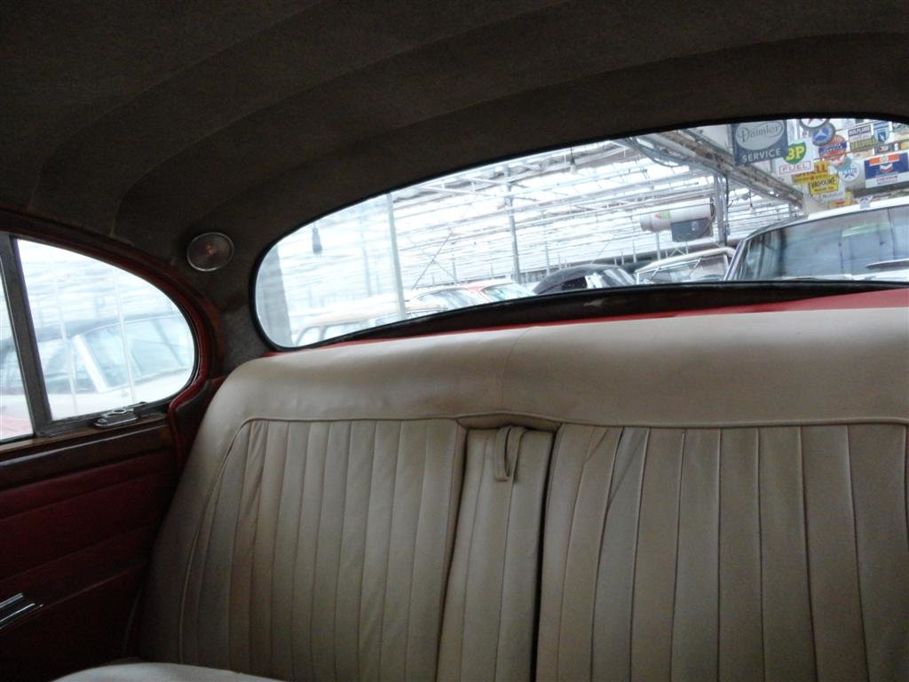 "Jaguar MK2 ""white"" 1960 For Sale (picture 5 of 6)"