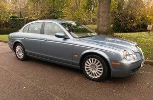 2006 Jaguar S-Type V6 SE Auto