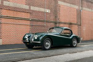1952 Jaguar XK 120 FHC