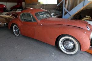 1967 Jaguar XK120 FHC