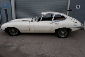 1965 Jaguar S1 E Type 4.2 FHC