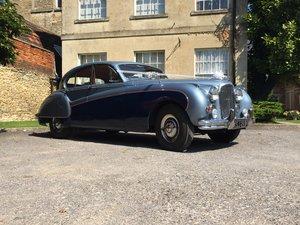 1958 Jaguar MK VIII