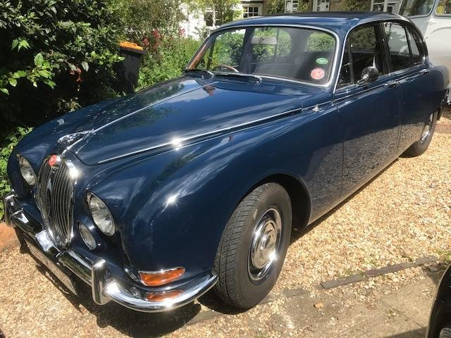 1965 Beautiful S-Type 3.4 Auto For Sale (picture 1 of 6)
