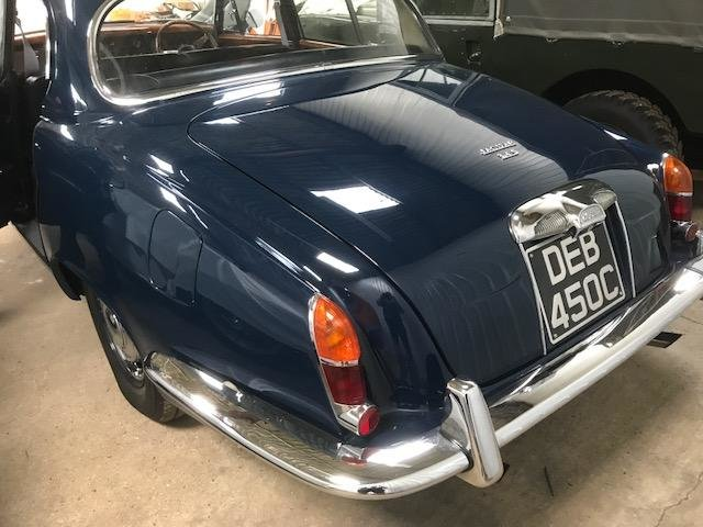 1965 Beautiful S-Type 3.4 Auto For Sale (picture 2 of 6)