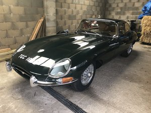1967 Jaguar E-Type Serie 1 4.2 For Sale