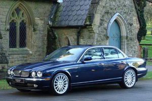 2006 JAGUAR XJ SOVEREIGN TDVI SALOON 4DR