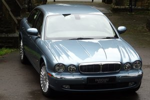 2006 JAGUAR XJ8 V8 SOVEREIGN 4DR AUTO
