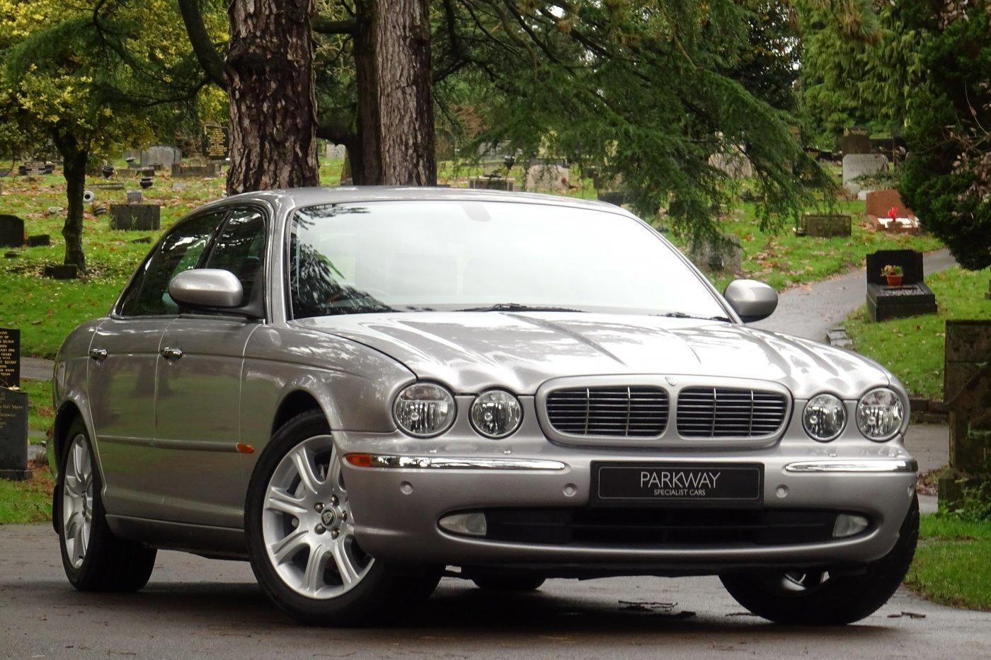2005 JAGUAR XJ8 V8 SOVEREIGN 4DR LWB For Sale (picture 3 of 6)