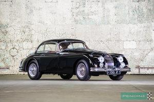 1959 Jaguar XK150 Fixed Head Coupe