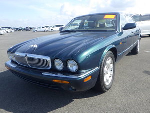 Jaguar Sovereign 4.0 LWB 39k miles from new