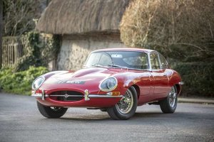 1962 E Type Series 1 FHC For Sale by Auction