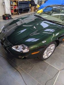 1997 Musem quality jaguar xk8 one owner