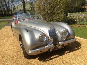 1951 Jaguar XK120 3.4 Roadster Just £55,000 - £65,000
