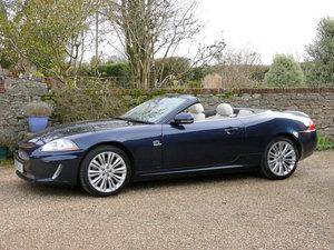 2010 Jaguar XK 5.0 V8 Convertible  For Sale