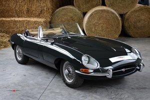 1963 Jaguar E-Type Series 1 3.8 - Original right-hand drive SOLD