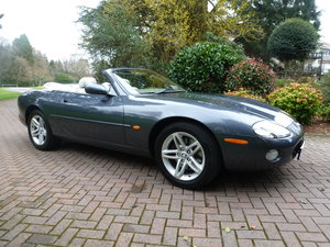 2003 Exceptional low mileage XK8 Convertible! For Sale