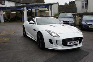 Incredible Jaguar F-Type