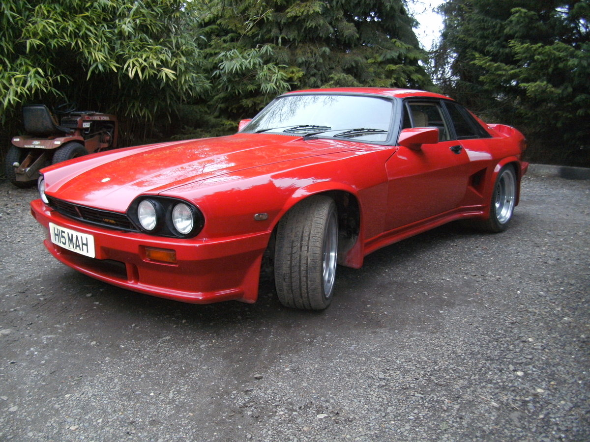 1991 Lister Jaguar XJS V12 For Sale (picture 2 of 6)
