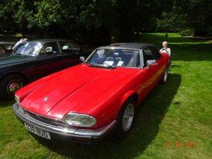 1987 Jaguar cabrio