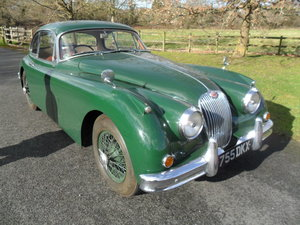 Picture of 1958 jaguar xk 150 For Sale