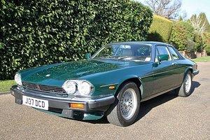 1991 Jaguar XJS V12 'Le Mans' Just 17,000 miles! For Sale