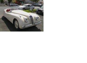 1949 Alloy XK120   #660046