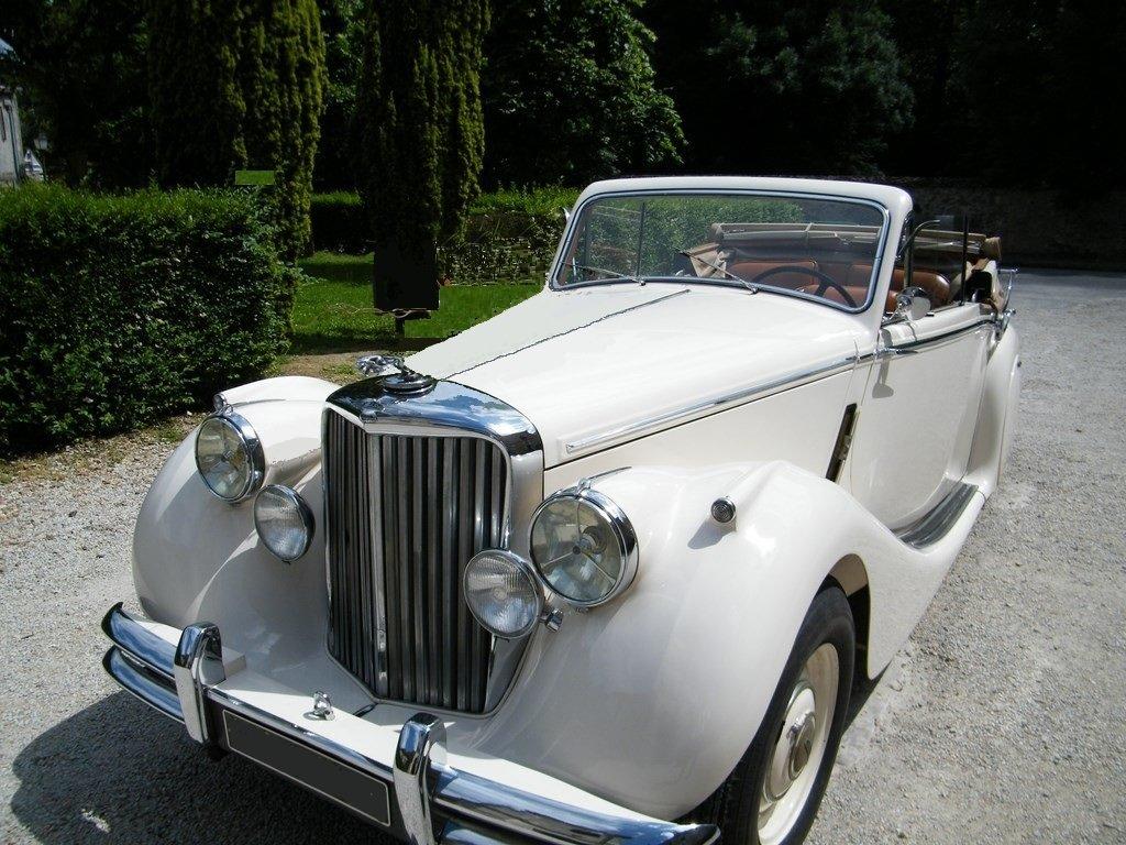 1950 JAGUAR MK5 Convertible For Sale (picture 1 of 6)