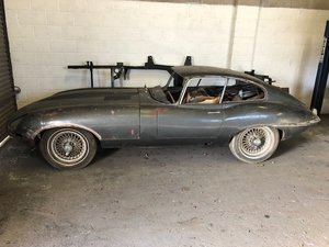 1965 Jaguar E-Type S1 4.2