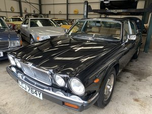 1983 JAGUAR XJ6  Series 3