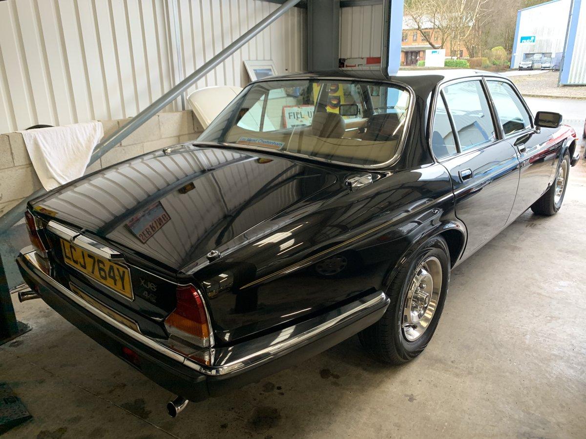 1983 JAGUAR XJ6  Series 3  For Sale (picture 2 of 6)