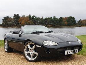 1999 Jaguar XKR convertible *Price reduction*