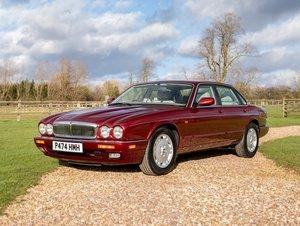 1997 Jaguar XJ6 Executive (3.2 litre) SOLD by Auction
