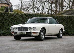 1976 Jaguar XJC 4.2 litre For Sale by Auction
