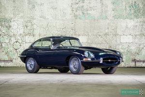 1964 Jaguar E-Type Series I FHC For Sale