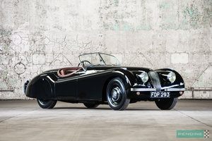 1951 Jaguar XK120 Roadster - 5000mls from new! For Sale