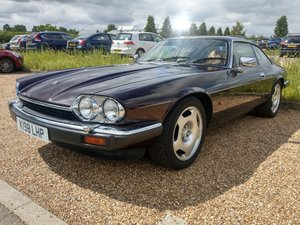 1992 Stunning Jaguar XJS 4.0 Moroccan Red  For Sale