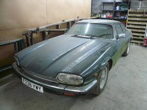 1988 jaguar xjs 3.6 auto SOLD