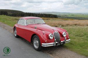 Freshly Restored 1958 Jaguar XK 150 FHC For Sale