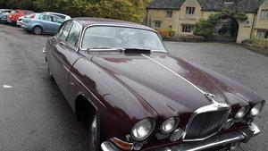1967 Jaguar MKX