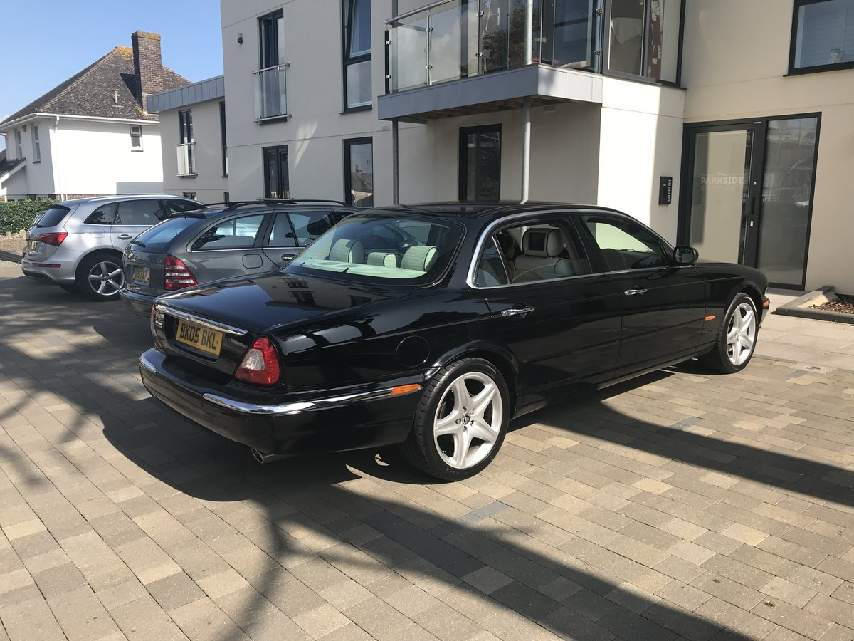 2005 Jaguar XJL X350 4.2 Sovereign For Sale   Car And Classic