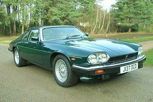 1991 Jaguar XJS V12 'Le Mans' Just 17,000 miles!
