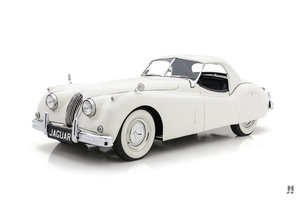 1957 JAGUAR XK140 ROADSTER For Sale