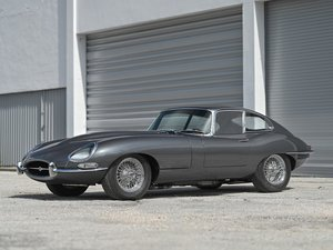 1963 Jaguar E-Type Series 1 Fixed Head Coupe Custom