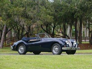 1956 Jaguar XK 140 Drophead Coupe  For Sale by Auction