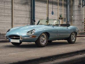 1963 Jaguar E-Type Series 1 3.8-Litre Roadster