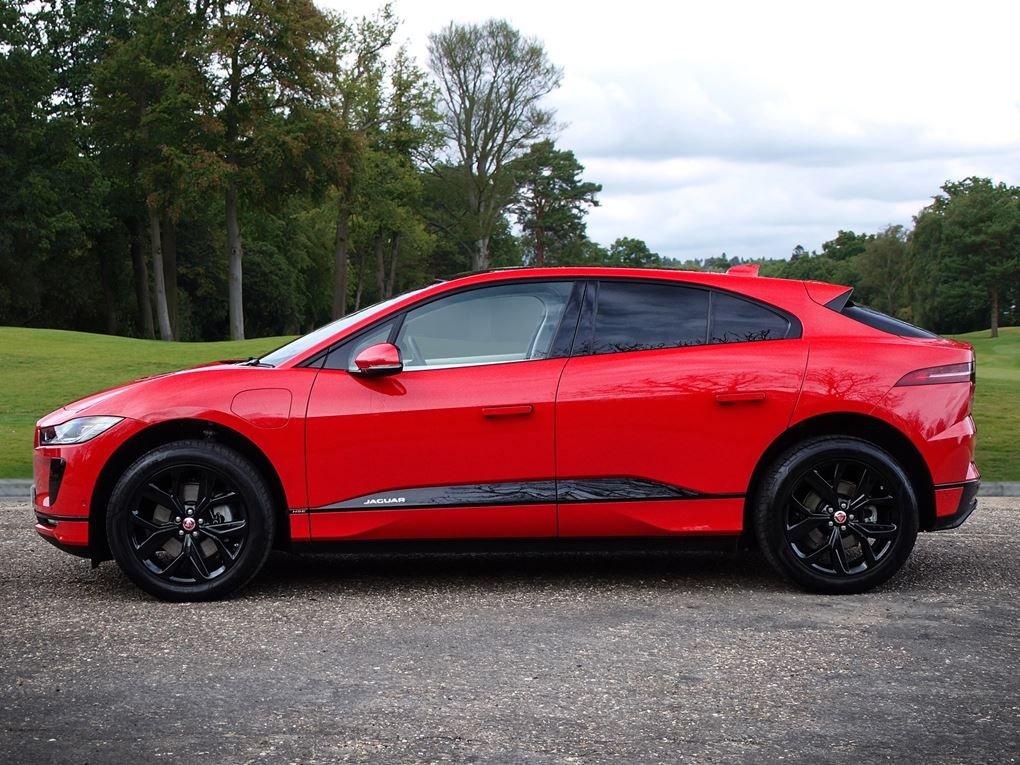 2019 Jaguar I-PACE HSE AUTO 62,948 For Sale   Car And Classic